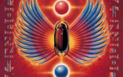 Journey Make Chart History With Their Greatest Hits