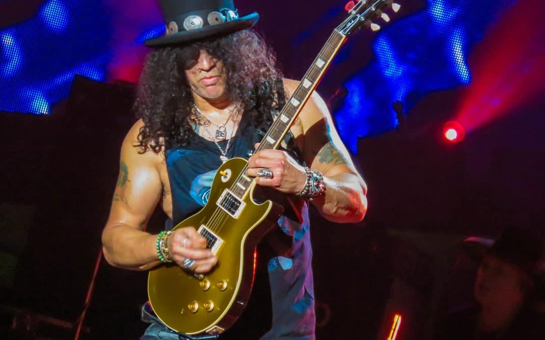 Slash working on a New Album for this Fall