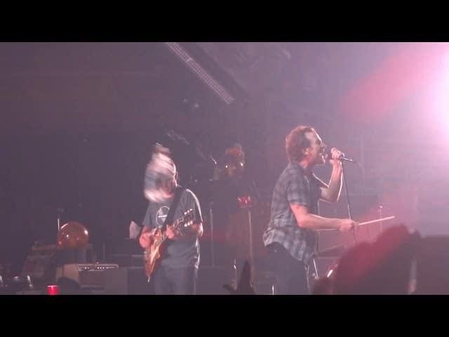 Pearl Jam Dedicate New Song's Live Debut To School Shooting Survivors