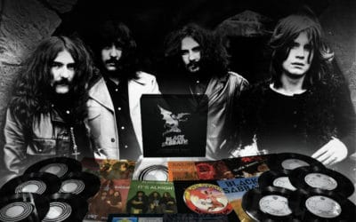 Black Sabbath Announce Limited Edition Supersonic Box Set