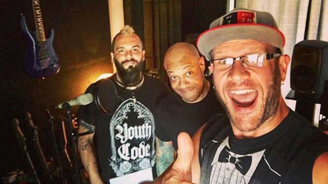 Killswitch Engage Rejoined By Former Singer Howard Jones In Studio