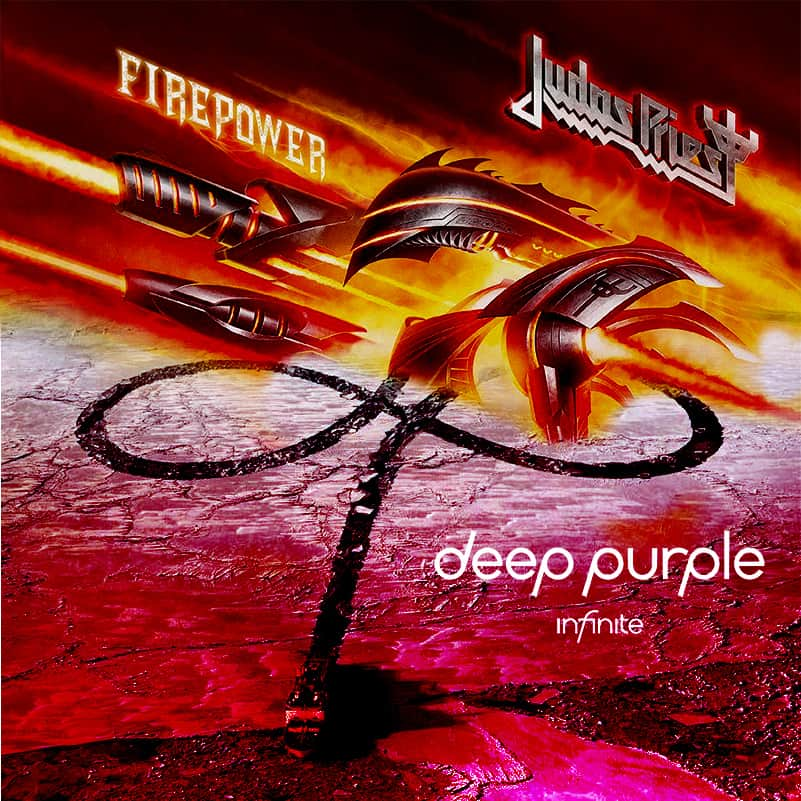 Deep Purple and Judas Priest Team For North American Tour