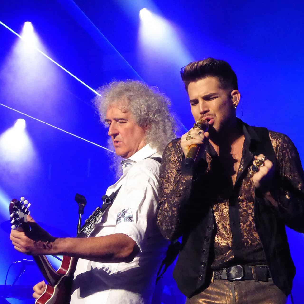 Queen and Adam Lambert Announce Residency
