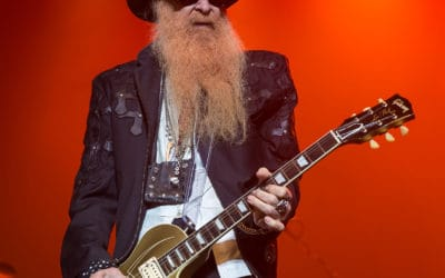ZZ Top's Billy Gibbons Releasing New Solo Album