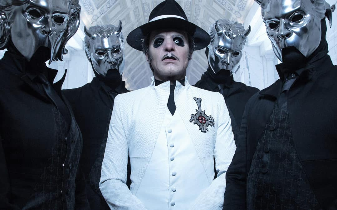 Metallica, Pantera, Anthrax Star Guest In Ghost's New Video