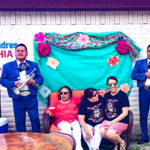 Congratulations to the Estrella Jaslico Mother's Day Winner