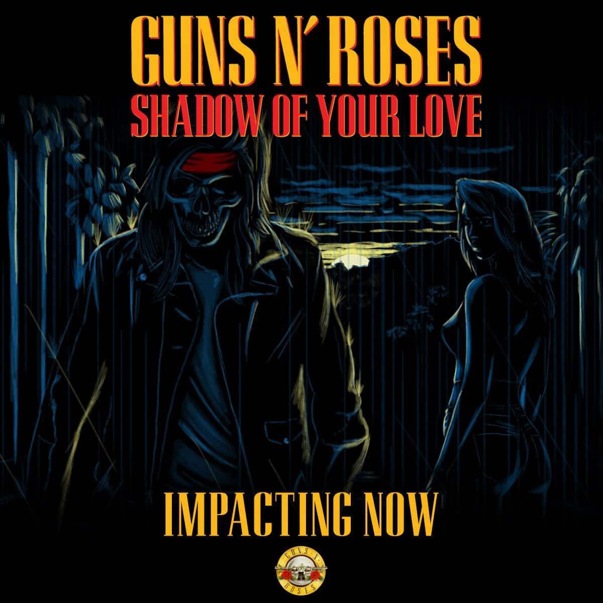 Guns N' Roses Is Back On The Charts For First Time In Almost A Decade