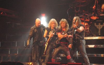 Judas Priest Launch Glenn Tipton Parkinson's Foundation