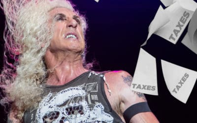 Dee Snider Has Sold His Music Catalog to Pay Lower Taxes