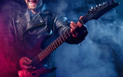 Video: Guitarist Shreds Jimi Hendrix at a Senior Living Center