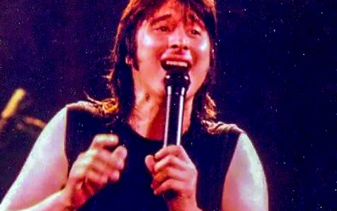 Journey's Steve Perry Lost his Love of Music….  but then got it back