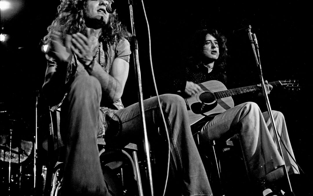 VIDEO: Led Zeppelin Release New Preview Video For 50th Anniversary Release