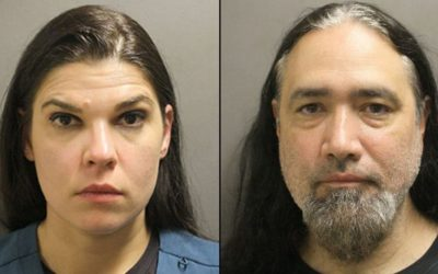 Rock Responsibly! Texas Couple arrested for leaving daughter home alone to see Godflesh