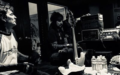 Tommy Lee is Back in the Studio with Nikki Sixx