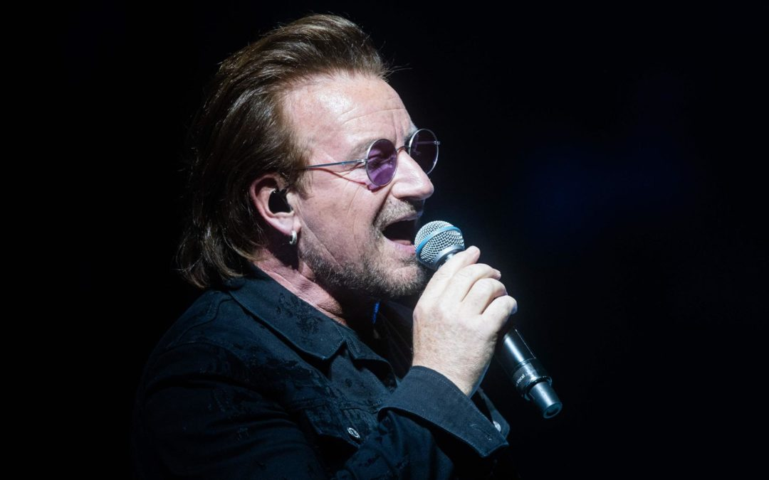 VIDEO: Bono and Dave Grohl Are Canceling Shows for Losing Their Voices