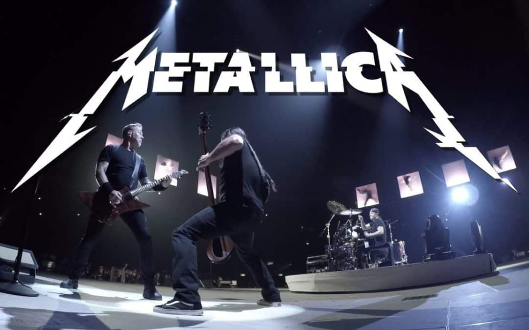 Metallica Kick Off Fall North American Tour!