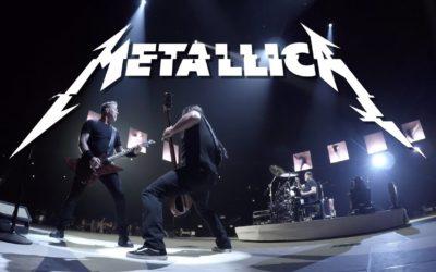 Metallica Kick Off Fall North American Tour!