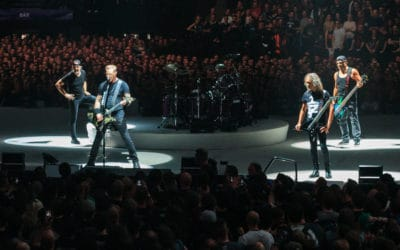 Metallica Release Video Of Live Rarity