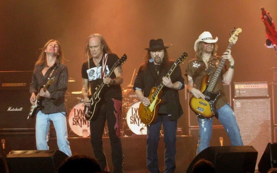 Lynyrd Skynyrd Release Live 'Sweet Home Alabama' Video!