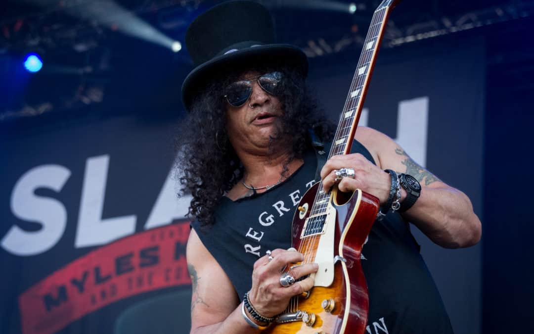 Check out Slash Streaming New Song 'My Antidote'