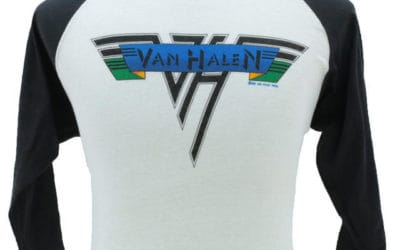 Attention Van Halen Fans: Neal Monk is Auctioning His Collection