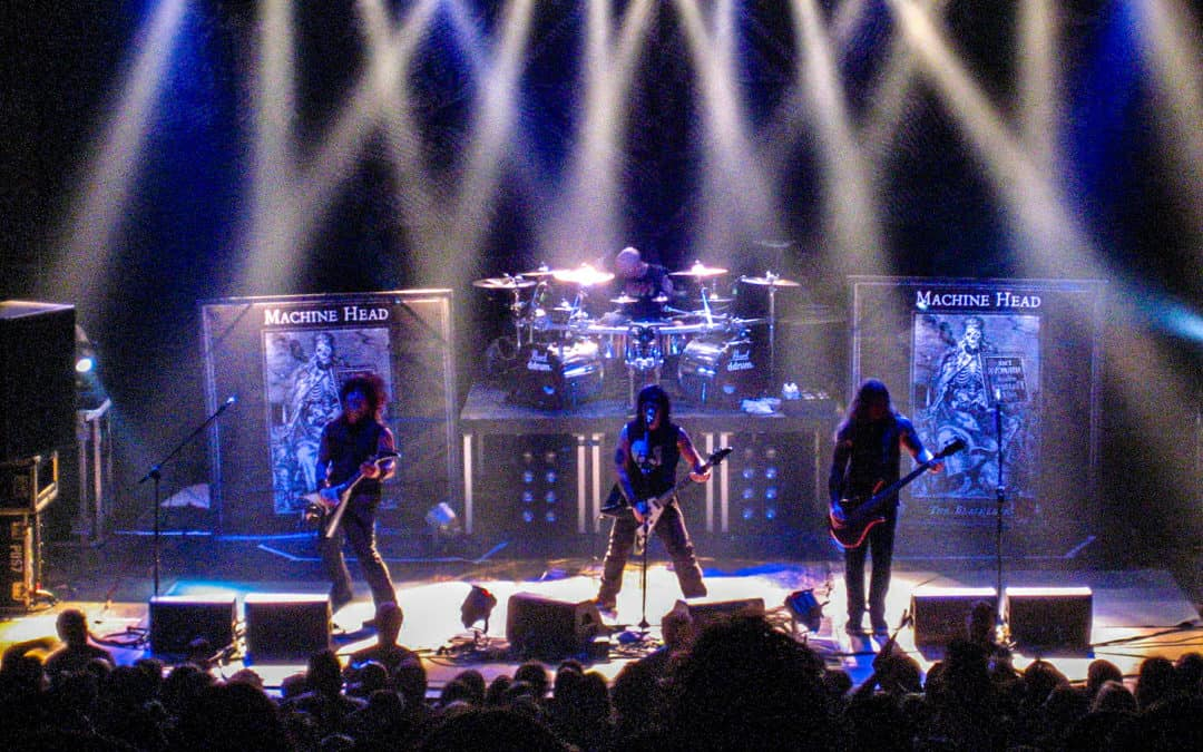 Machine Head Future Uncertain As Members Leave Band