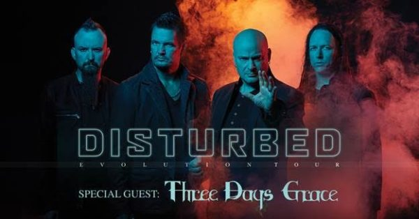 Register for your chance to win tickets to see Disturbed!