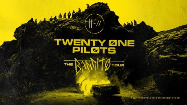 Register for your chance to win tickets to see 21 Pilots!