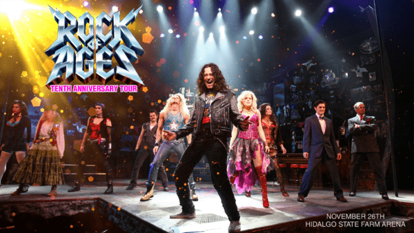 Register for your chance to Win Tickets to see Rock of Ages