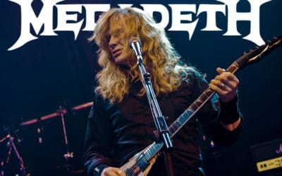 Megadeth Stream Video From Their New Album 'Sessions'