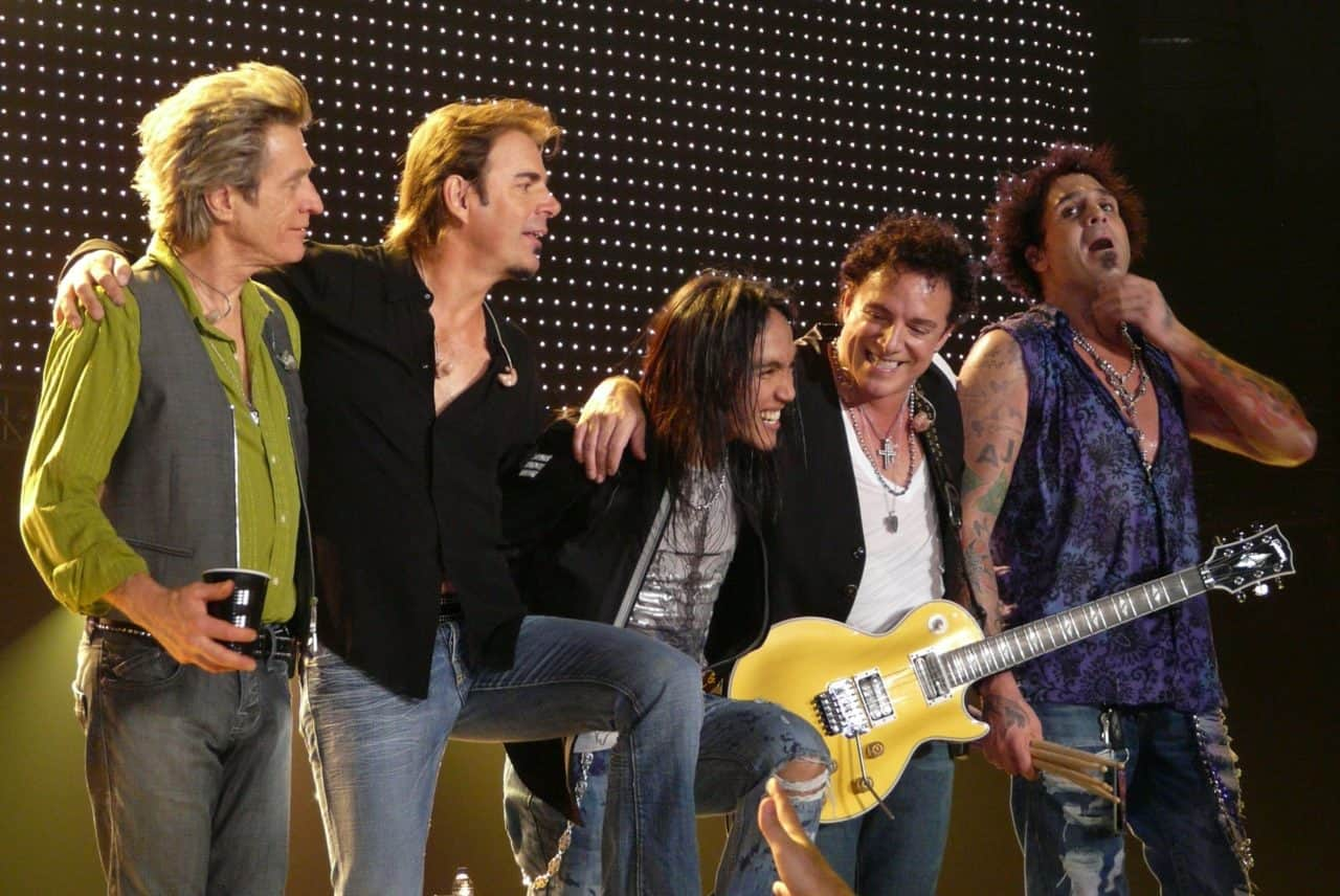 Journey (Band) Photo by: Matt Becker