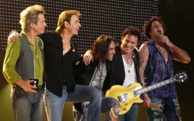 Journey's Steve Perry Sues To Block Unreleased Music