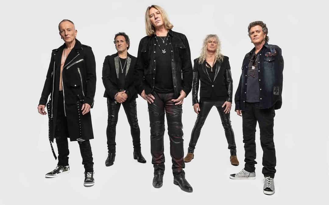 Def Leppard Won the Rock and Roll Hall of Fame Fan Vote