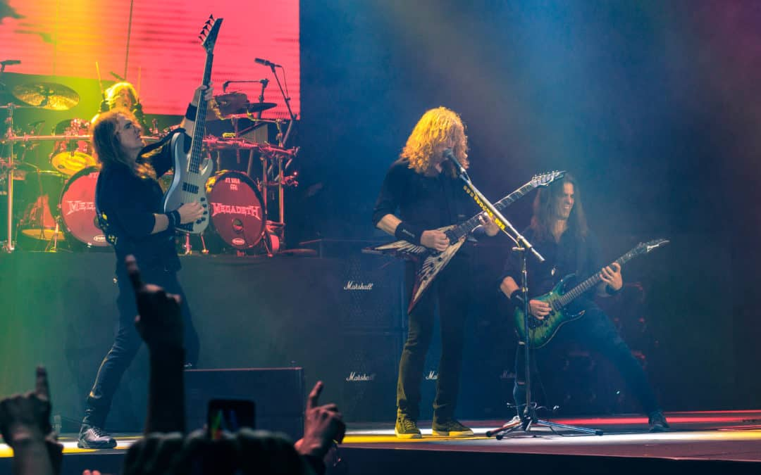 Megadeth and Anthrax Supergroup Stream A New Song