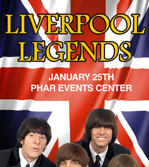Register for your chance to win tickets to see the Liverpool Legends