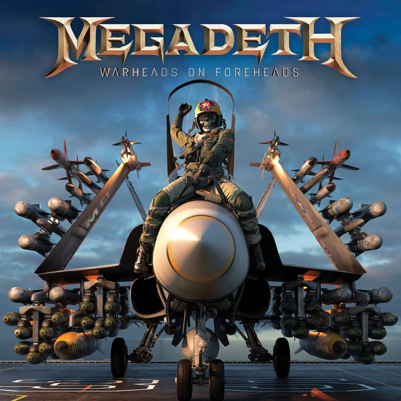 Megadeth Announces 'Warheads On Foreheads' Greatest Hit Collection