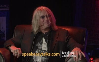 Watch: Def Leppard's Joe Elliot Speakeasy Episode Previewed