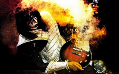 Ace Frehley Prepared To Replace Tommy On KISS Farewell Tour