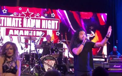 Video: Van Halen's David Lee Roth's Eat Em' And Smile Band Reunite