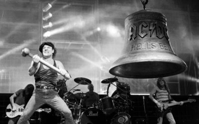 Brian Johnson Says He's Back in AC/DC
