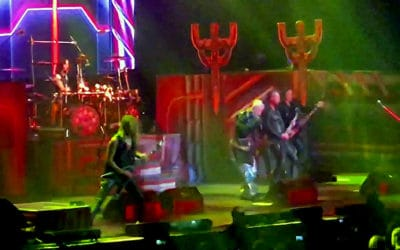Video: Judas Priest Perform Classic Song For First Time In 40 Years