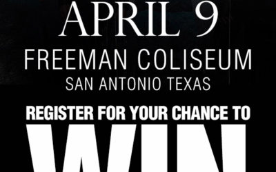Register for your chance to win tickets to Godsmack!