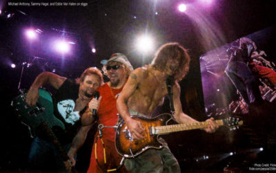 Michael Anthony to Reunite with Van Halen, But Only as a Guest at a Few Shows