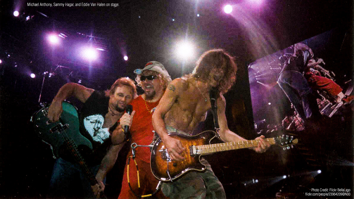 49632561859 Michael Anthony to Reunite with Van Halen