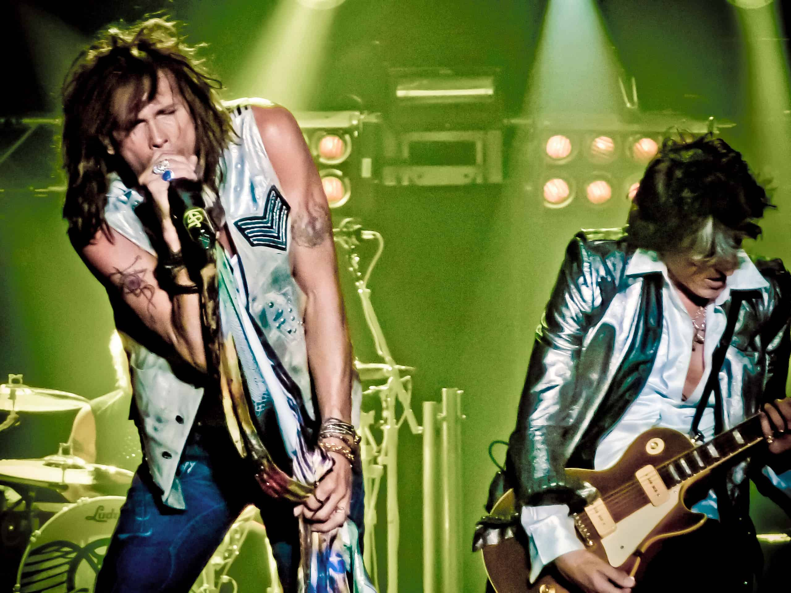 Aerosmith Hollywood Walk Of Fame Ceremony Postponed