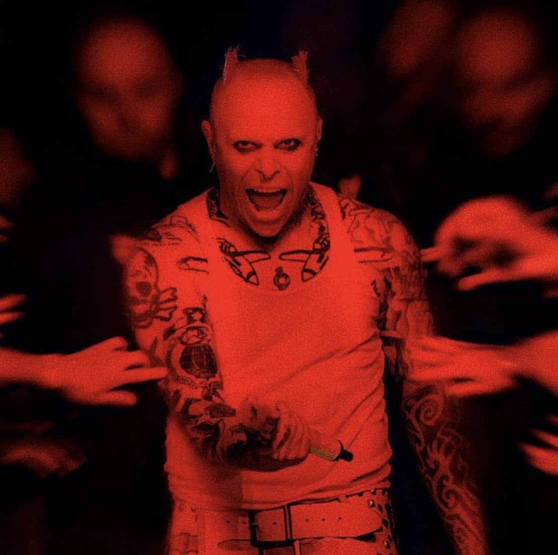 Prodigy vocalist dies aged 49