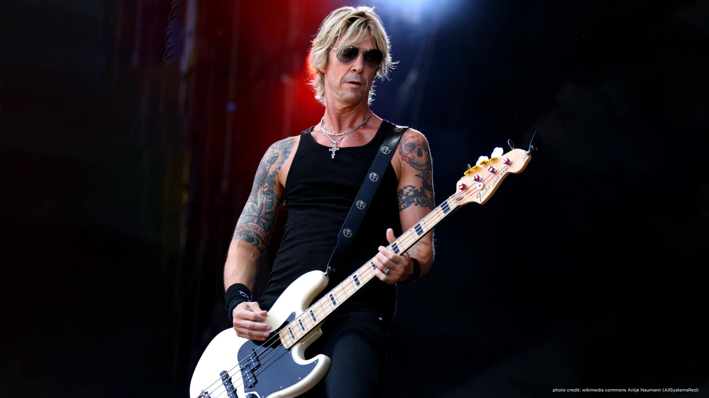 Guns N' Roses' Duff McKagan Reveals New Song and Album, Tour Details