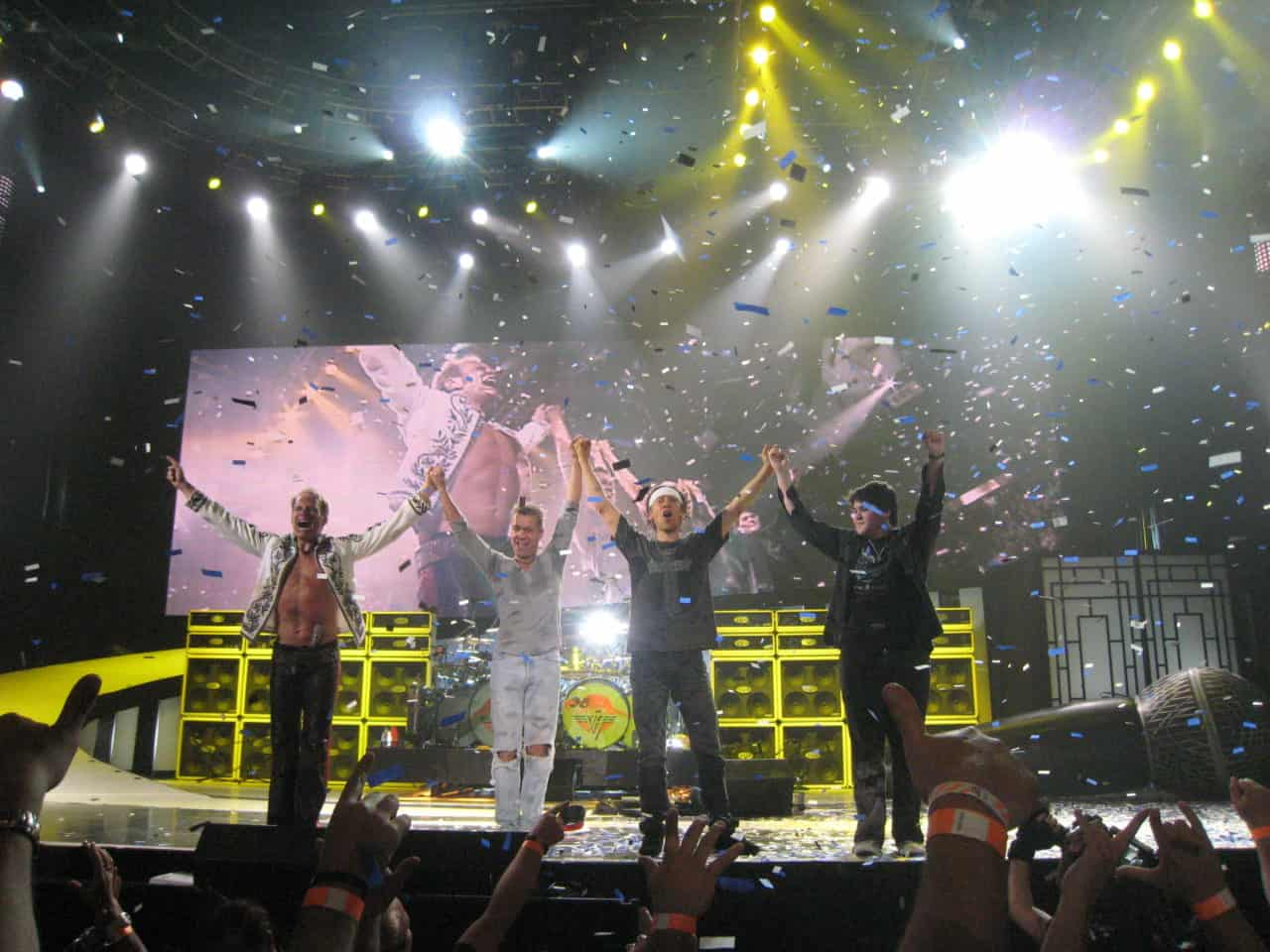 Van Halen Reunion Attempt Confirmed By Anthony | Photo by: GHOSTRIDER2112 / Flickr