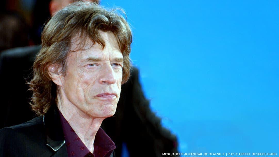 Mick Jagger au festival de Deauville | Photo Credit: Georges Biard