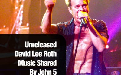 Listen: Unreleased David Lee Roth Music Shared By John 5